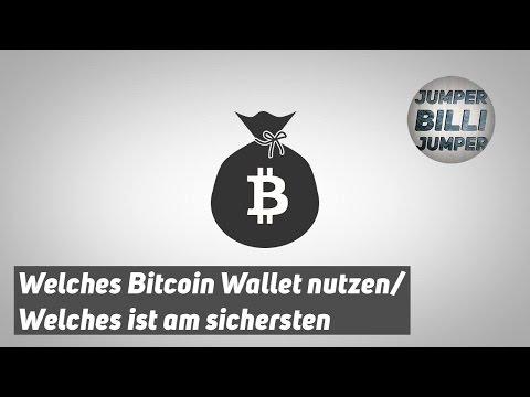 Welches Bitcoin Wallet Nutzen? Welches Am Sichersten?