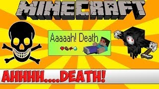Minecraft Bukkit Plugin - Aaaaah! Death - Tutorial