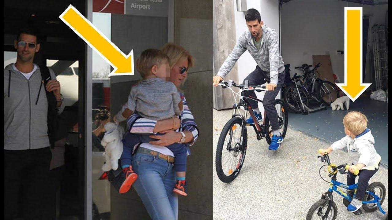 Novak Djokovic New Daughter Tara đokovic Son Stefan đokovic Look What S Doing 2018 Youtube
