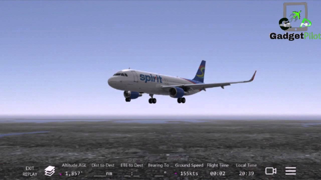 Infinite flight November 2015 update a320 - YouTube