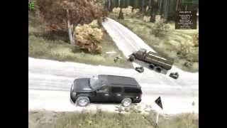 DayZ Черный мафиозный джип и находка