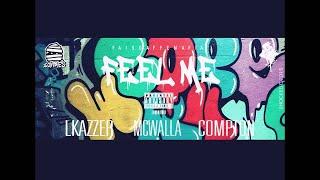 Les Zombies -Feel Me....LKAZZER &MC WALA& COMPTON