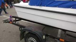 Лодка «Зірка 440» - видео обзор(Моторной лодке «Зірка 440» нет больше равных и в других плоскостях, как например на ходовых испытаниях на..., 2015-02-28T21:27:30.000Z)