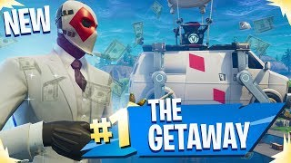 DIE ULTIMATIVEN JUWELENDIEBE!! - GETAWAY LTM in Fortnite Battle Royale!