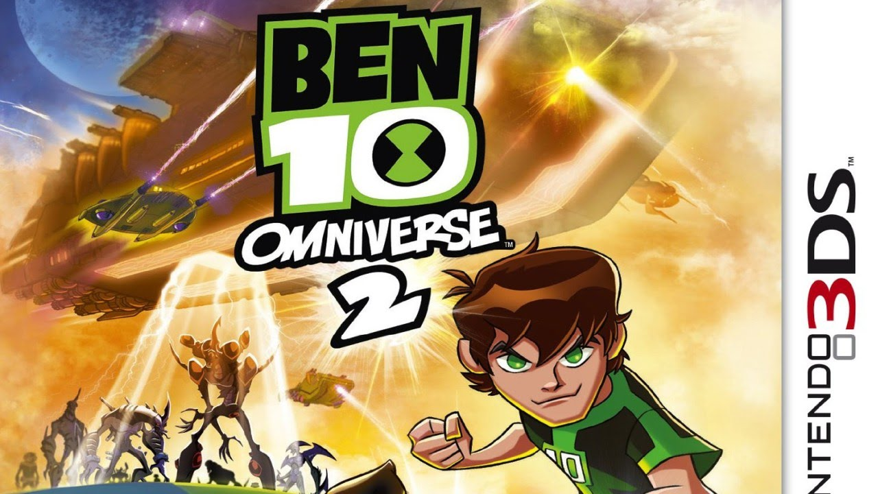 Ben 10: Omniverse DS/3DS - All Aliens Unlocked - YouTube