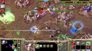 Прохождение Warcraft 3: The Frozen Throne - Новая сила #21
