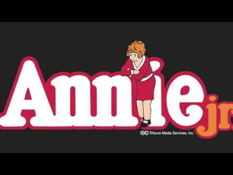Annie Jr. Audition Tomorrow