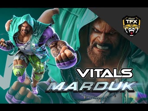 MARDUK VITALS - BNB COMBOS, PUNISHERS & WALL GAME [W INPUTS]