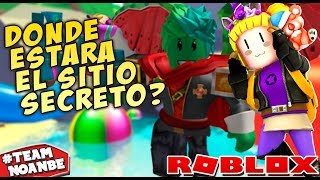 I challenge Manucraft to find THE SECRET AREA! Adopt Me Roblox en Español