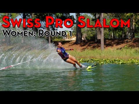 2016 Swiss Pro Slalom: Women's Round 1