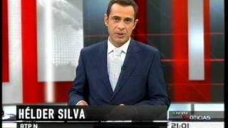 À Noite as Notícias RTPN 2010