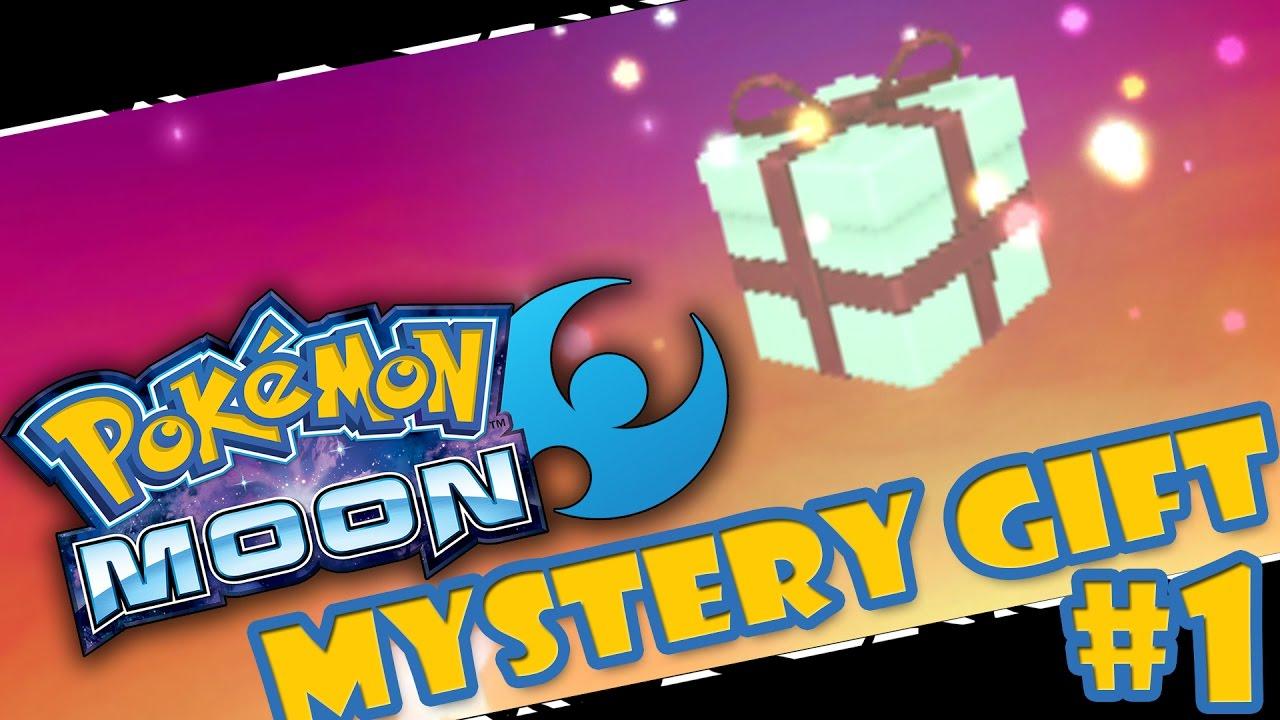 Pokemon SUN & MOON | #1 Mystery Gift | PreOrder BONUS - YouTube