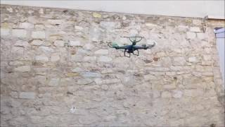 Apprentissage de l'Archos Drone par JBMM