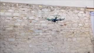 Apprentissage de l'Archos Drone par JBMM