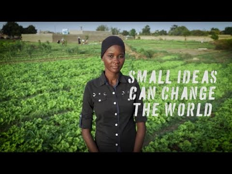 Mariama Mamane, UN Environment Young Champion of the Earth for Africa