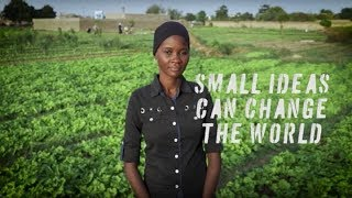 Mariama Mamane, UN Environment Young Champion of the Earth for Africa thumbnail