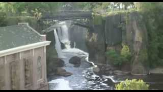 PATERSON NEW JERSEY GREAT FALLS BEAUTIFUL VIEW