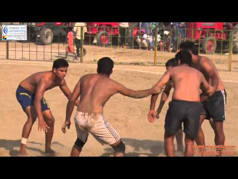 KULGARHI (Ferozepur) Kabaddi All Open Tournament - 2014.