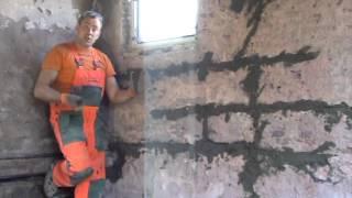 Как укрепить дом реконструкция стены клип-38