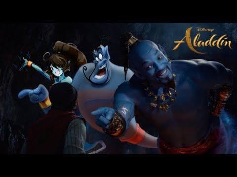 Aladdin- Friend Like Me Trio ft. Will Smith Robin Williams & Annapantsu 【Triple Mashup】