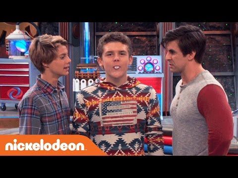 Henry Danger | Jasper's Initiation Into The Man Cave | Nick