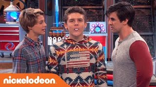Henry Danger  Jasper&#39s Initiation into the Man Cave  Nick