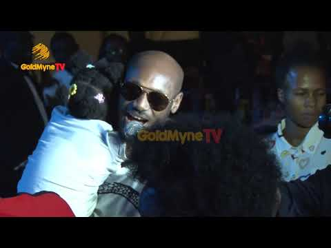 2face & 9ice joint performance at #AlibabaJanuary1stConcert2018