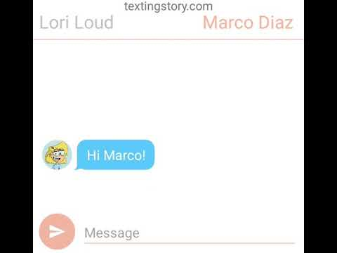 Marco Diaz and Lori Loud's Love from the Past