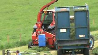 Silaging West Cumbria
