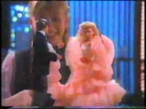 1984 Peaches n' Cream Barbie Commercial