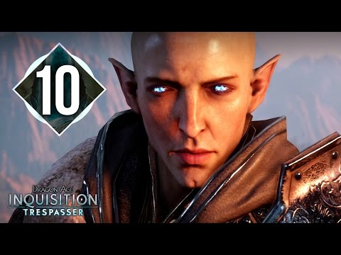 Solas, My Love | (FINALE) Trespasser DLC w/ Mei Lavellan | Episode 10 (Dragon Age: Inquisition)