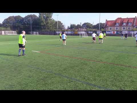 Guernsey walking football