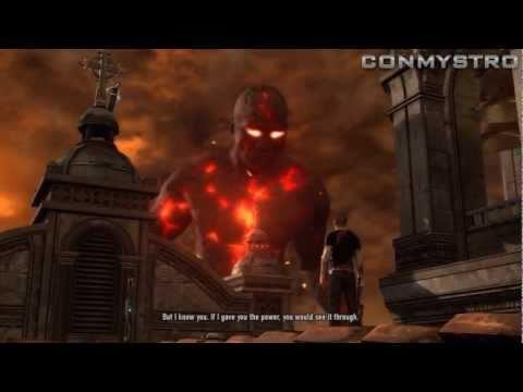 inFAMOUS 2 - Evil Karma Cole Ending