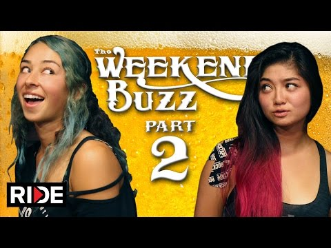 Lizzie Armanto & Allysha Le: Yoga Pants, Modeling & Dick pix! Weekend Buzz ep. 109 pt. 2
