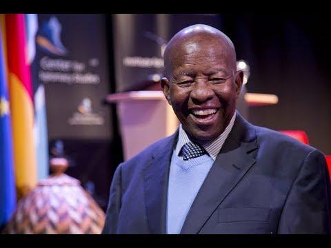 Quett Masire (Former President of Botswana)
