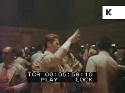 1970s American Stock Exchange, New York, 35mm