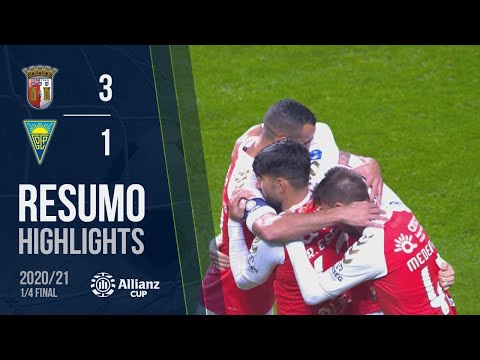 Braga Estoril Goals And Highlights