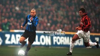 Ronaldo vs Milan Copa Italia 97/98 (Home & Away)