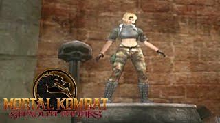 MORTAL KOMBAT: SHAOLIN MONKS #9 - Salvando a Sonya Blade!? (GAMEPLAY PT-BR PS2)