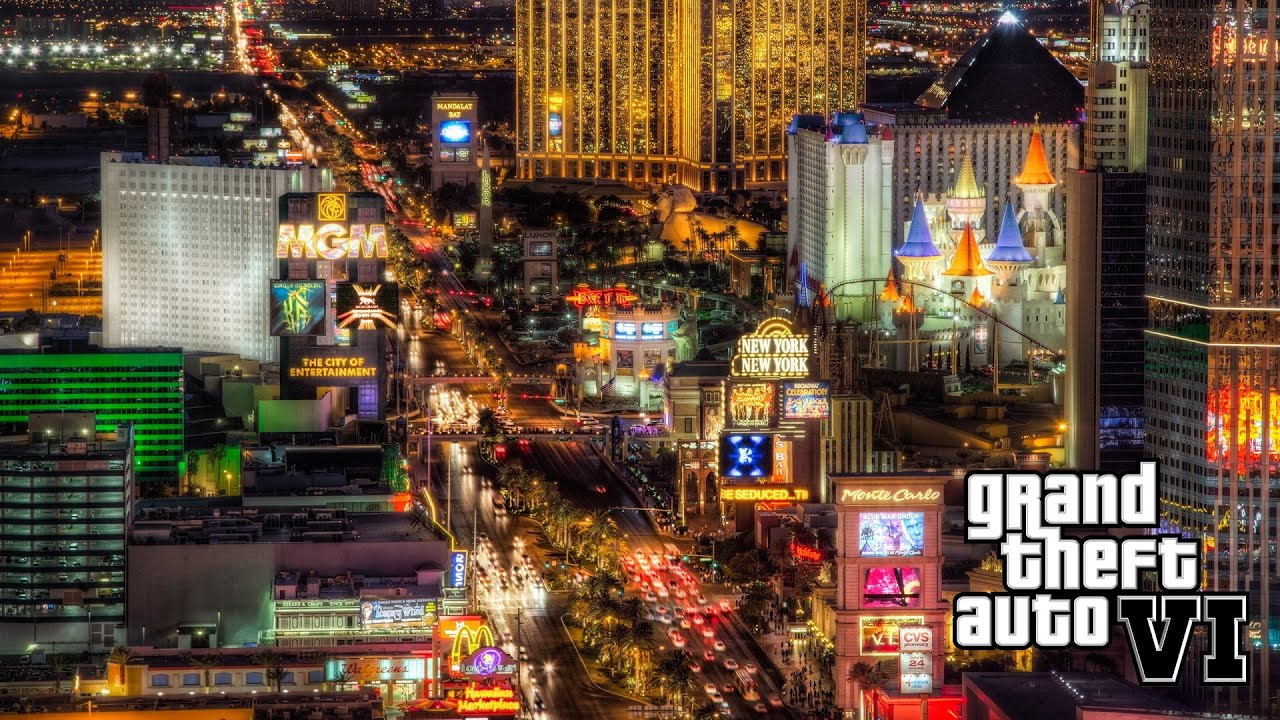 Grand theft auto vi would thrive in las vegas youtube for Lv motors las vegas