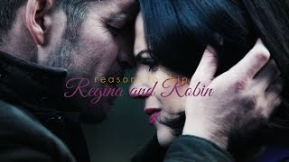 ➽OUTLAW QUEEN || Reasons to ship Regina and Robin