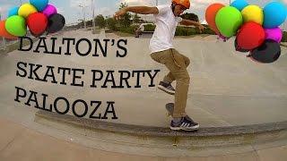 Dalton's Skate Party Palooza