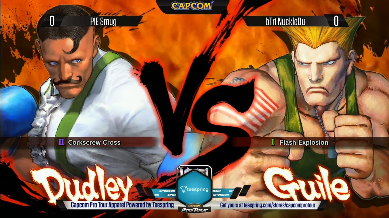 USFIV: Smug vs NuckleDu - TFC 2014 - Capcom Pro Tour Top 16