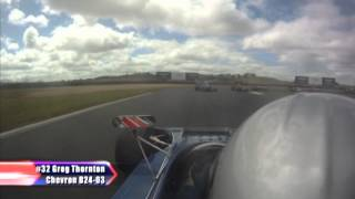 MSC New Zealand F5000 Tasman Cup Revival 2011/12 NZ Festival of Motor Racing