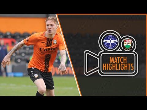 Eastleigh Barnet Goals And Highlights