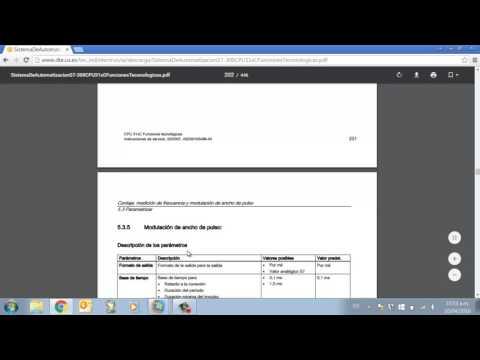 Encoder y PLC s7-300
