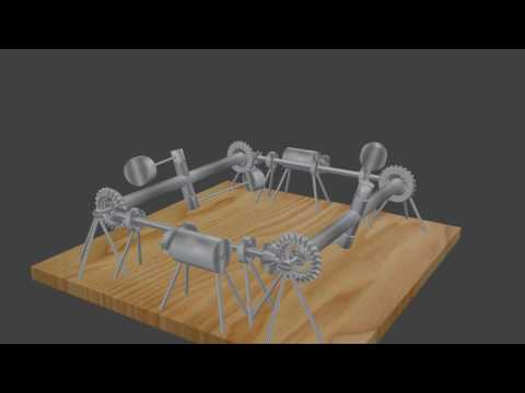 Anti-gravity engine