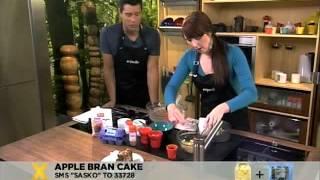 Sasko: Apple Bran Cake (25.09.2012)