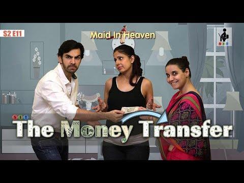 SIT | Maid In Heaven | THE MONEY TRANSFER | S2E11 | Chhavi Mittal | Shubhangi Litoria