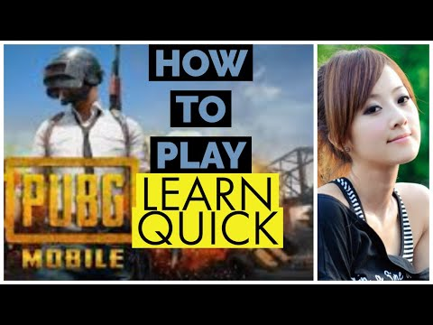 How To Play PUBG Mobile - PUBG Mobile Game Tutorial - Explained in Hindi thumbnail
